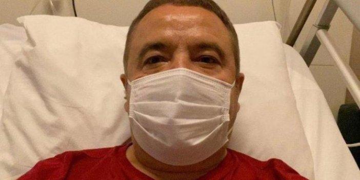 Antalya Büyükşehir Belediye Başkanı Muhittin Böcek'in sağlık durumuyla ilgili sevindiren haber
