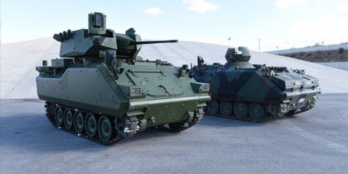 Savunma Sanayii Başkanıİsmail Demir açıkladı. ZMA'ların ilk prototipi tamam, ileri teknolojiyle donatılacak