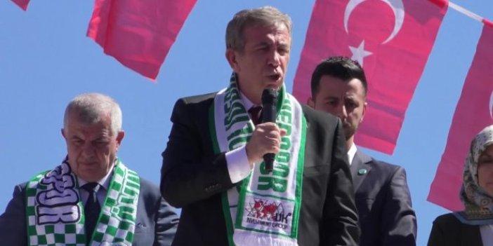 Mansur Yavaş Başak Projesi-Başkent Ankara Köy Evleri Projesi'ni açıkladı. Başvurmak için bu şart gerekiyor