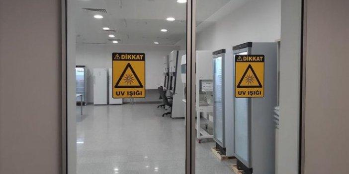 Sabiha Gökçen Havalimanı'nda korona testi sonuç süresi kısaldı