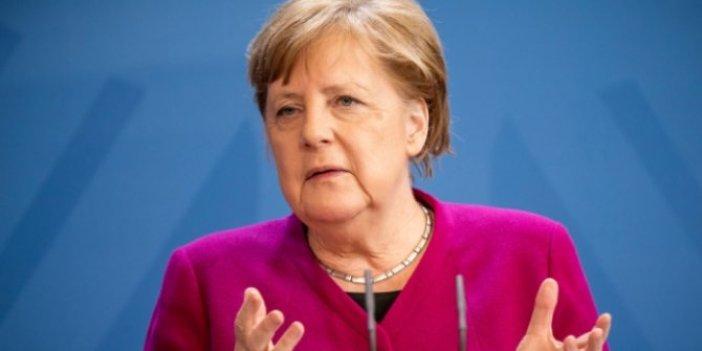 Merkel'den endişe verici ikinci dalga açıklaması