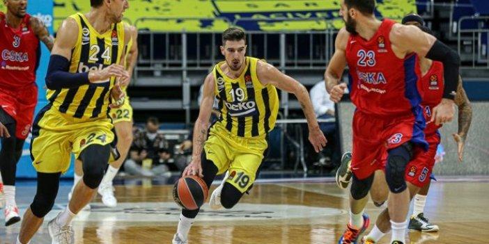 Normal süresi berabere bitti. Fenerbahçe Moskova'nın aklını aldı