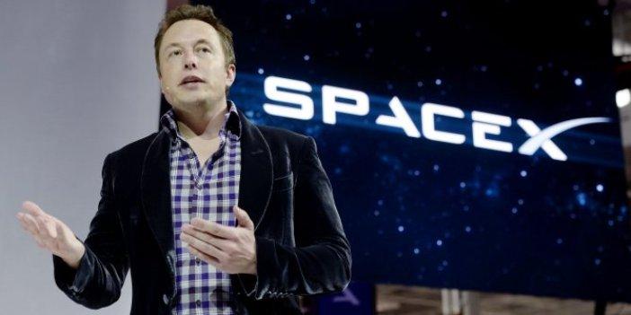 Çılgın milyarder Elon Musk'ın şirketi Space X film oluyor