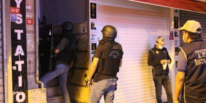Düğmeye az önce basıldı. İstanbul'da terör operasyonu