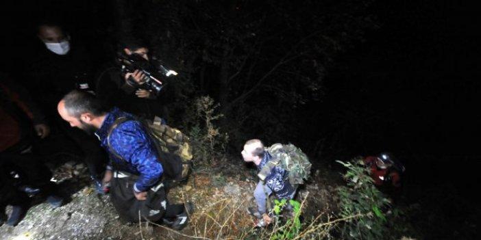 Uludağ'dan sevindirici haber. 4 kişi 6 saat sonra bulundu