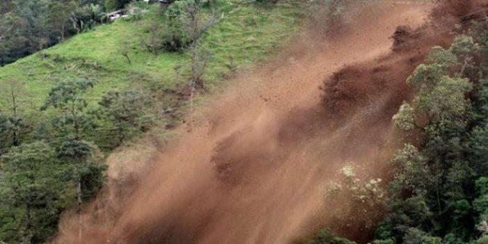 13 kişiyi toprak yuttu