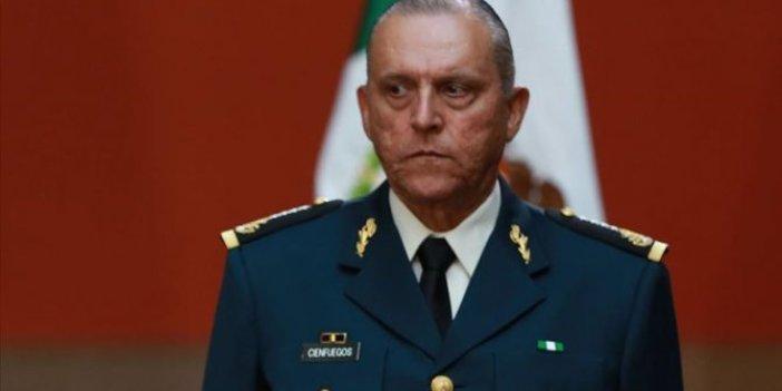 Meksika Eski Savunma Bakanı, ABD'de gözaltına alındı