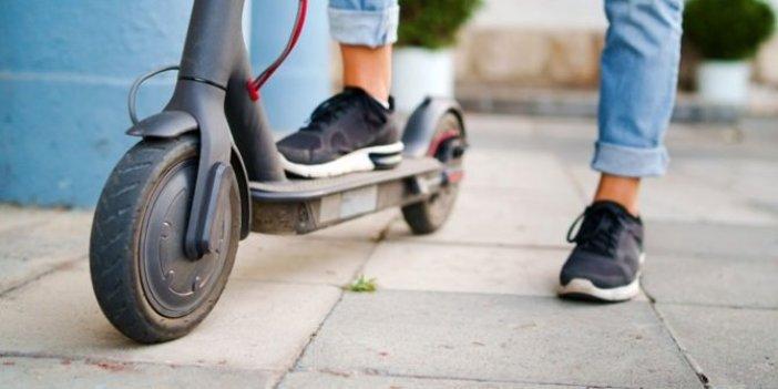 Meclis'te scooter bilmecesi. Scooter'ın Türkçesi ne