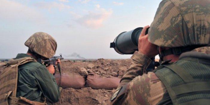MSB duyurdu: Son bir ayda 107 terörist öldürüldü