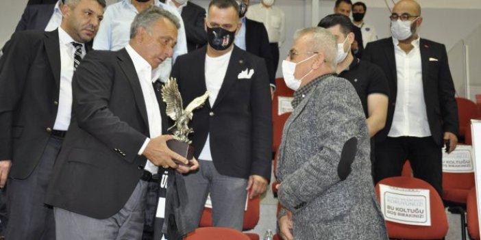 Beşiktaş, Pınar Gültekin'in ailesini ağırladı
