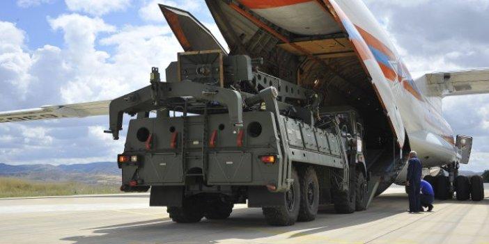 ABD'den Türkiye'ye tehdit gibi S-400 açıklaması