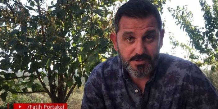Fatih Portakal durdu durdu FOX TV'de aslında neler olduğunu açıkladı. Toplantıda kimler vardı. İşte açıklamalarının tamamı