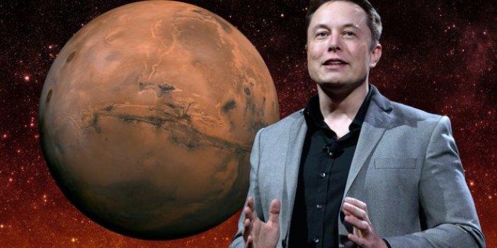 Elon Musk açıkladı. Mars'taki ilk yerleşim yeri buraya kurulacak