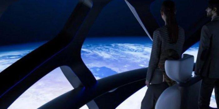 Elon Musk'a rakip geliyor. İspanyol şirket EOS-X Space yolculu balonla uzaya çıkıyor