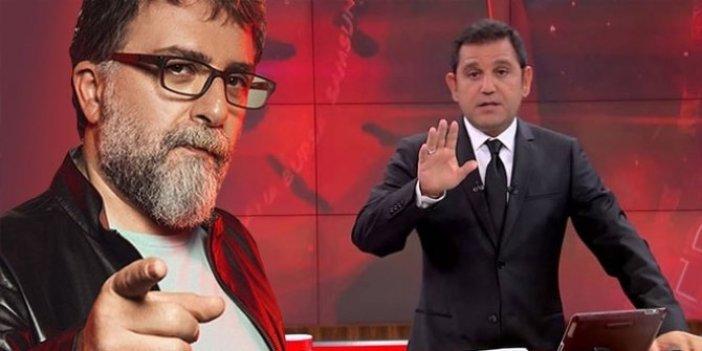 Ahmet Hakan'dan Fatih Portakal'a sert sözler