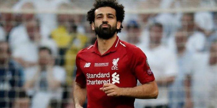 Muhammed Salah Liverpool'da 100'ler kulübüne giren 17'inci oyuncu oldu