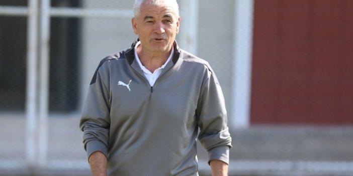 Sivasspor Teknik Direktörü Rıza Çalımbay'dan Villarreal maçı öncesi açıklama