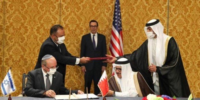 İki ülke arasında diplomatik ilişkiler resmileşti. İsrail ile Bahreyn arasında diplomatik ilişkiler resmen başladı