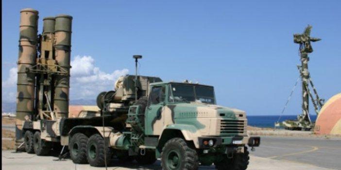 Türkiye'nin S-400 testi Yunanistan'ı harekete geçirdi