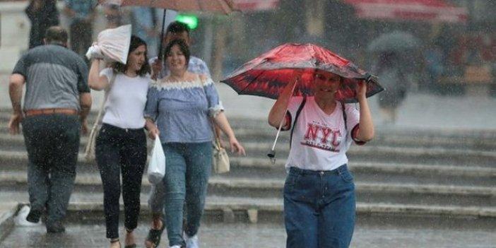 Meteoroloji'den uyarılar peş peşe geldi, bu illerde yaşayanlar dikkat