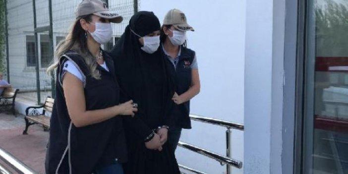 Fransa'nın aradığı kadın Adana'da yakalandı, serbest bırakıldı!