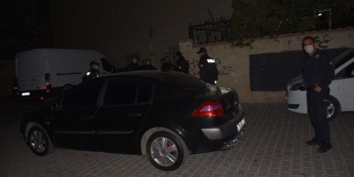 Gaziantep'te motosiklet hırsızları suçüstü yakalandılar