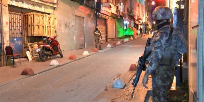 İstanbul'da 'Çukur' operasyonu. 57 adrese baskın