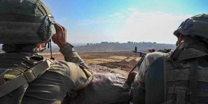 Zeytin Dalı Bölgesi'nde 4 terörist öldürüldü