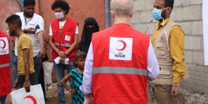 Kızılay Genel Başkanı Kerem Kınık açıkladı. Bir personel Yemen'deki silahlı saldırıda yaralandı
