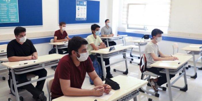 Flaş… Flaş… Yüz yüze eğitimin kapsamı genişletildi. Cumhurbaşkanı Erdoğan açıkladı