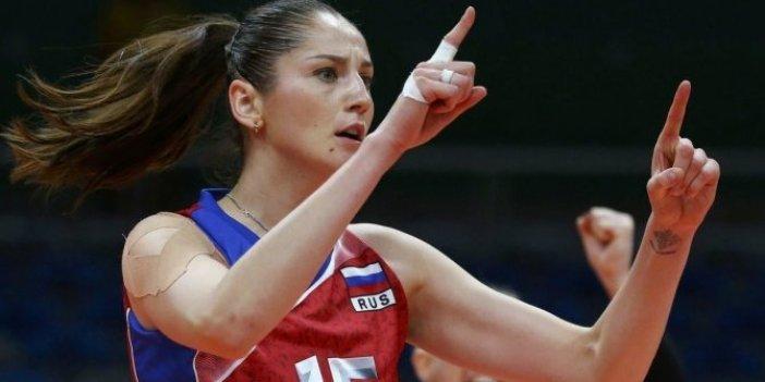 Tatiana Kosheleva resmen Galatasaray'da