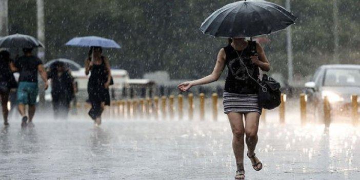 Meteoroloji olumsuzluklara karşı uyardı. Tedbirinizi alın
