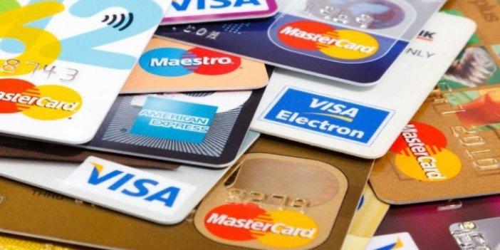 Kredi kartı kullanım oranlarında büyük artış Bakın nerelere para harcanmış