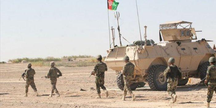 Afganistan'daki çatışmada 25 güvenlik görevlisi öldü