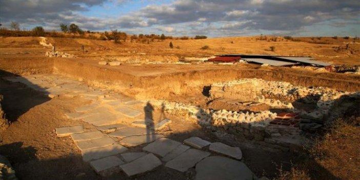 Kastamonu'da 1700 yıllık antik yol kullanıma açılıyor