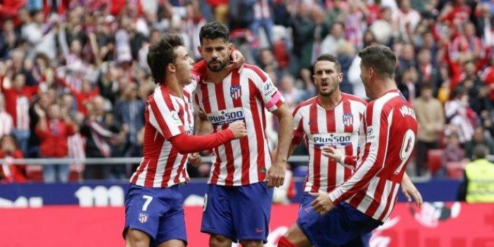 Atletico Madrid 2 yıldan sonra 4 gol yedi. Şampiyonlar Ligi'nde ikinci gün sonuçları