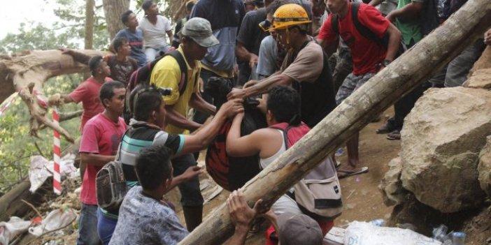 Kaçak maden ocağı 11 işçiyi yuttu