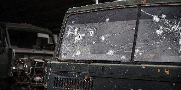 Azerbaycan ordusu ilerlemeye devam ediyor. Ermenistan o istikametten çekildi