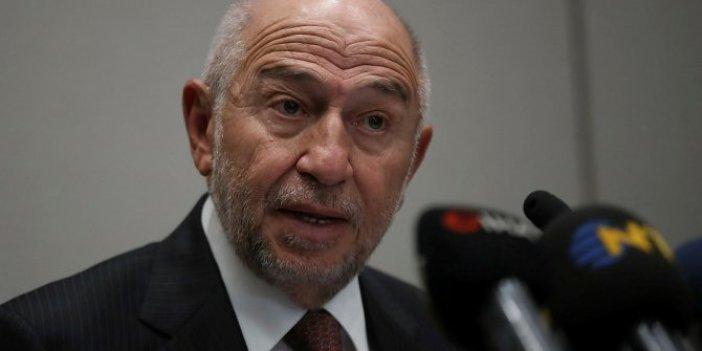 Bir Katar planı da Türkiye Futbol Federasyonu'ndan. Nihat Özdemir bizzat açıkladı