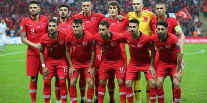 Ekim ayı FIFA dünya sıralaması açıklandı . Milli Takım'a kötü haber