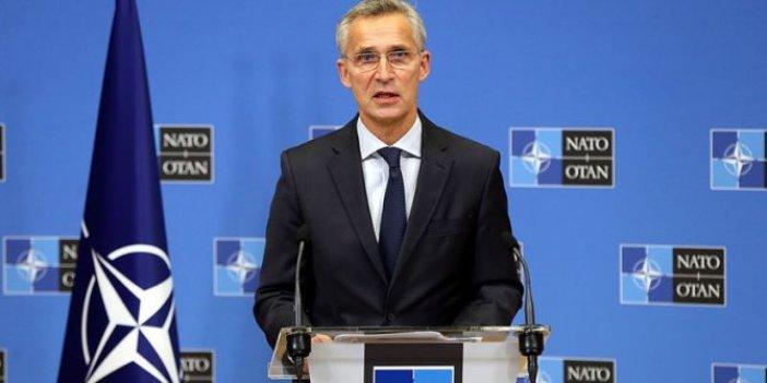 Stoltenberg açıkladı. NATO'dan Türkiye-Yunanistan mekanizmasına güçlü destek