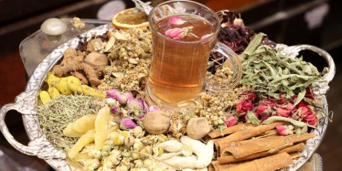 Padişahların içtiği bu çay şifa dağıtıyor. Osmanlı mutfağının vazgeçilmezi 12 bitkiden üretiliyor