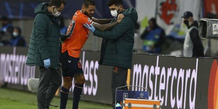 Medipol Başakşehirli Junior Caiçara ameliyat oldu