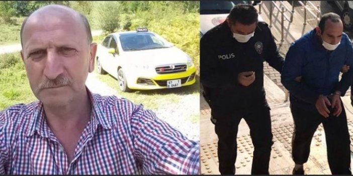Zonguldak'ta kendisine taksiyi vermeyen babasını bıçaklayarak öldürdü
