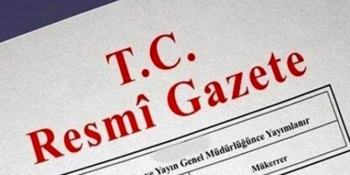 Yeni atamalar Resmi Gazete'de yayımlandı. MASAK'a yeni başkan