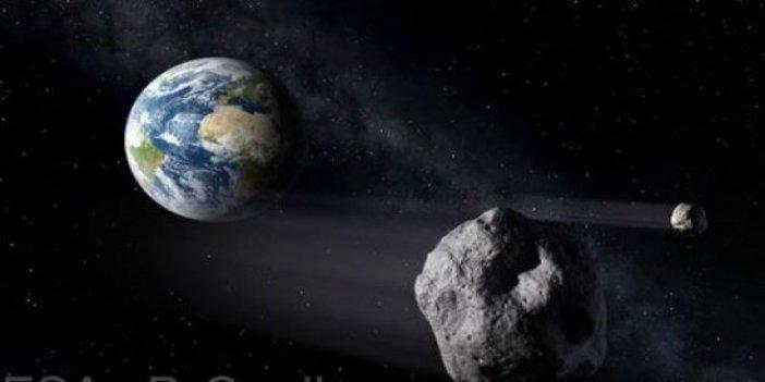 ABD'li astrofizikçi Neil deGrasse Tyson açıkladı. 25 bin mil hızla dünyaya yaklaşıyor. Buzdolabı büyüklüğünde