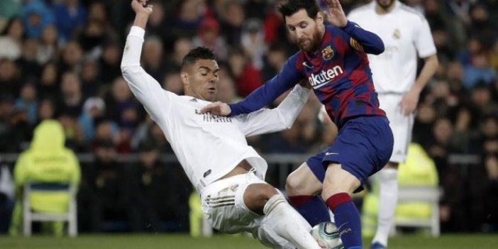 Barcelona Real Madrid maçı hangi kanalda, saat kaçta? İşte muhtemel 11'ler