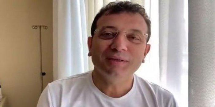Amerikan Hastanesi'nden Ekrem İmamoğlu'nun sağlık durumu hakkında açıklama
