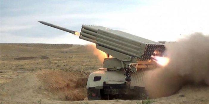 Azerbaycan ordusu Ermenistan'ın savaş uçağını düşürdü