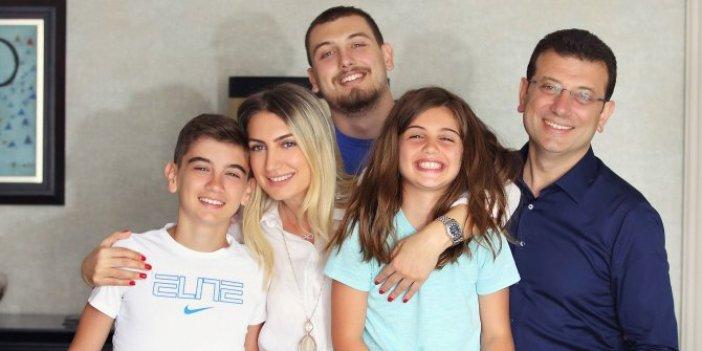 Korona virüse yakalanan Ekrem İmamoğlu'nun karısının ve çocuklarının test sonucu belli oldu. En yakın adamı Murat Ongun açıkladı